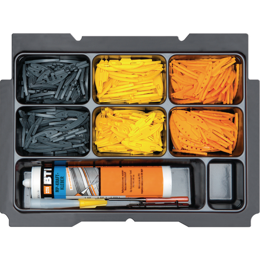 BTI Box 2 + Knapp Möbelverbinder